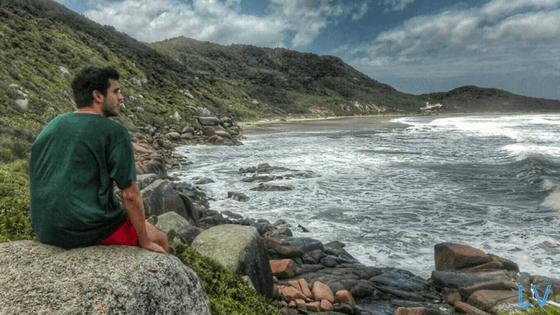 Miedo a viajar solo por Brasil