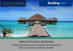 Megatutorial booking hoteles baratos
