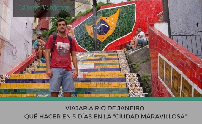 Qué hacer en Rio de Janeiro en 5 días