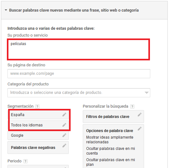 posicionamiento de web en google gratis