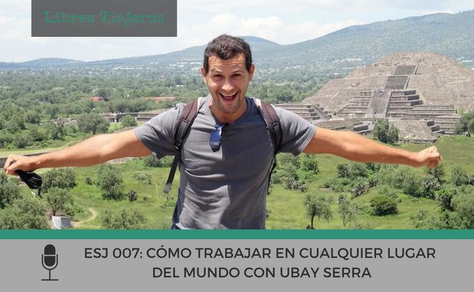 Ubay Serra Viaje a la Esencia