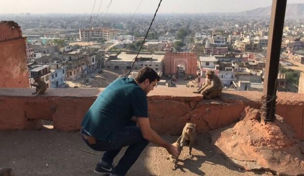 itinerario india 15 dias