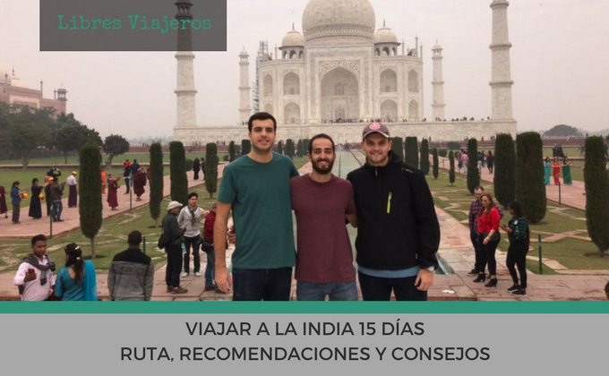 viajar a la india 15 dias
