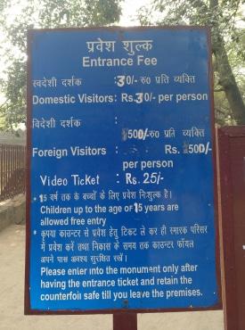 que necesito para viajar a la india 15 dias