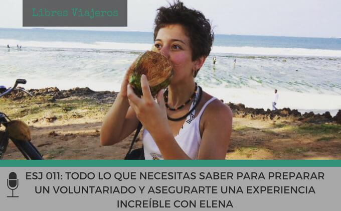 Elena de Voluntarios con Criterio