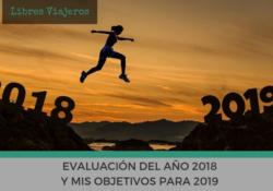 Evaluación del año 2018