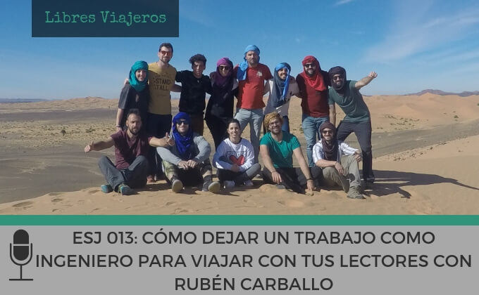 Rubén Carballo Conócete Viajando