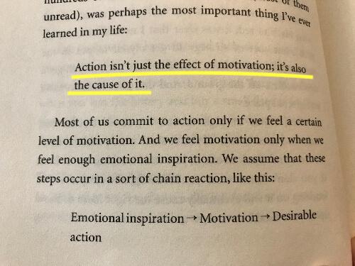 motivación para la vida