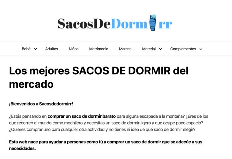 Web-Sacosdedormirr
