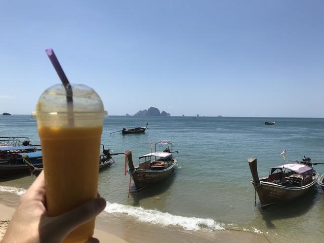 Batidos viaje Tailandia novios